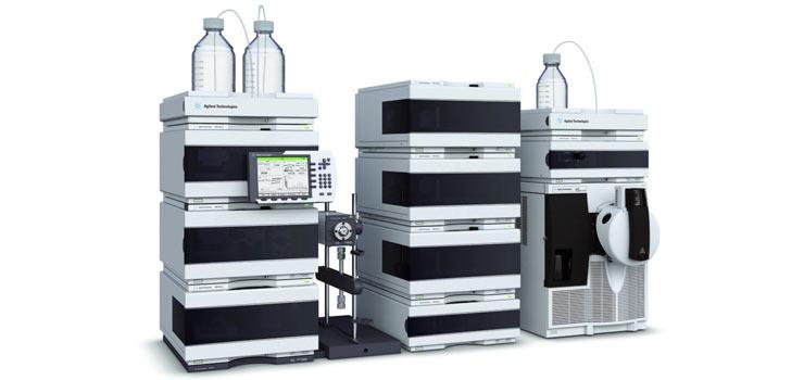 Обладнання Agilent Technologies для методу високоефективної рідинної хроматографії