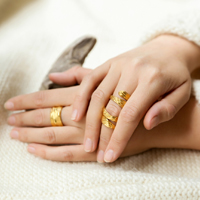 Alchemia — кольцо чешуя
