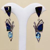 Производственная фирма Сапфир — гарнитур Сапфировые бабочки