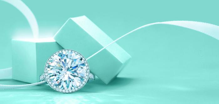 Кольцо от Tiffany