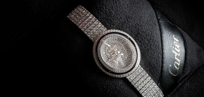 Часы от Cartier