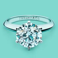 Каблучка від Tiffany