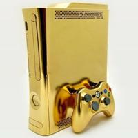 Золотой Xbox 360